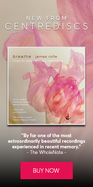 Breathe: James Rolfe